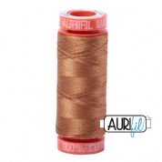 Aurifil 50 Cotton Thread - 2335 (Light Cinnamon)